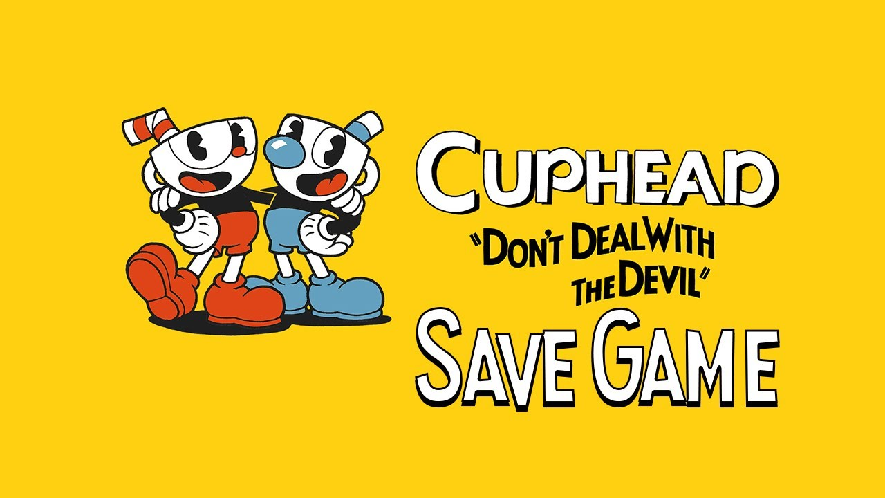 Cuphead PC 200% Save Game
