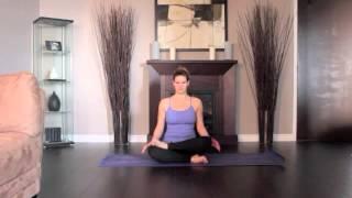 Yoga Fire Log Pose