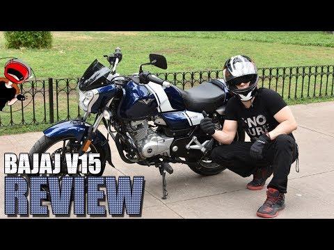 Review Bajaj v15
