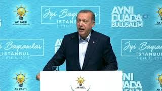 Cumhurbaşkanı Erdoğan: ''Ya Öleceğiz, Ya Olacağız''