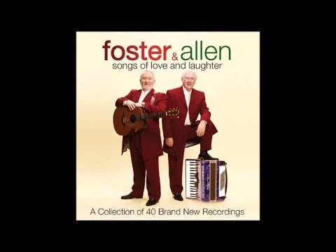 Foster And Allen - Songs Of Love And Laughter CD