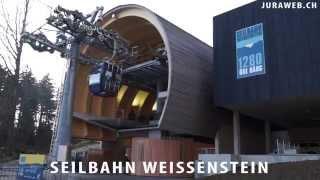 Seilbahn Weissenstein by