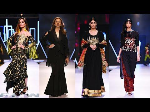 Latest & Trendy Pakistani Party Wear Dresses Fashion Show