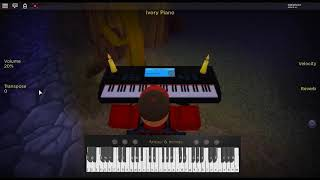 The Light of Hope - Sonic Forces by: Tomoya Ohtani on a ROBLOX piano.