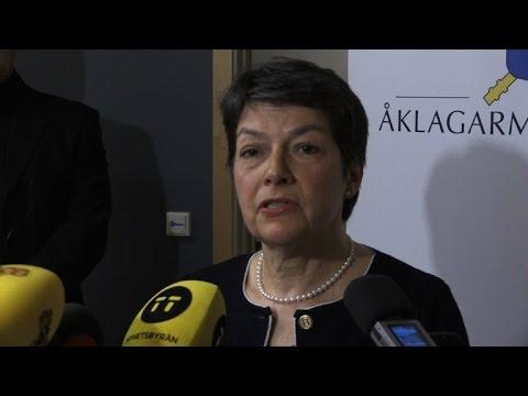 Swedish prosecution drops rape probe against Assange