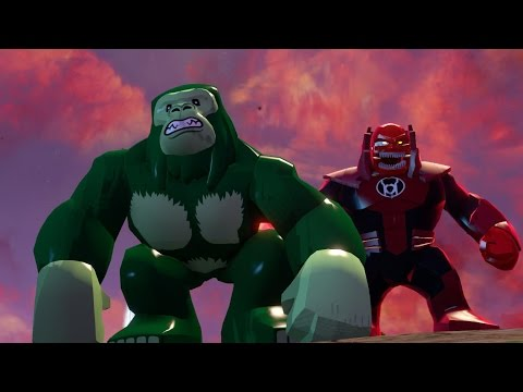 Lego Batman 3 Beyond Gotham Beast Boy Lego Batman 3 Beast Boy vs