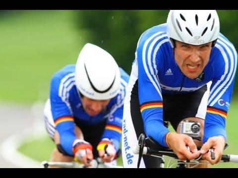 Paarzeitfahren zum Mitfahren - Deutschland Grand Prix 2012