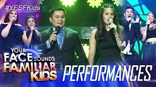 Your Face Sounds Familiar Kids Finale: Jury sings OPM hits with their Kids