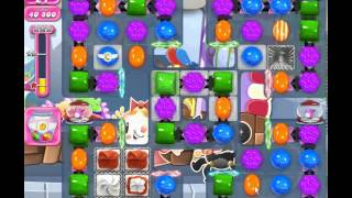 Candy Crush Saga - level 1159 (No boosters)