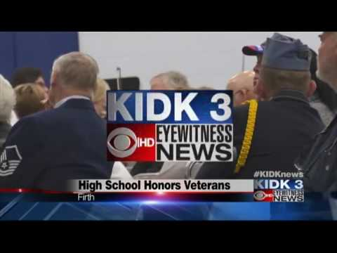 Veterans honored by Firth High School students
