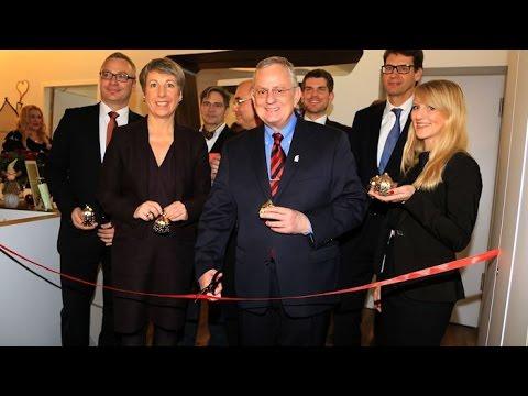 Eröffnung Ronald McDonald Haus Hamburg-Altona