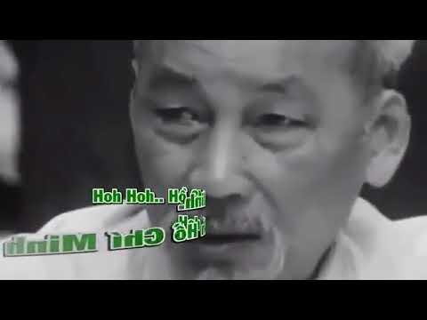 Bài Ca Hồ Chí Minh Quang Hào Karaoke