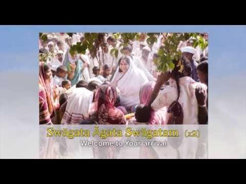Bhajan - Swagat. Agat. Swagatam - Hindi 10