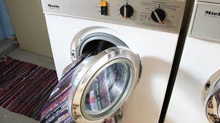 Teppichwäsche Miele Automatic 425