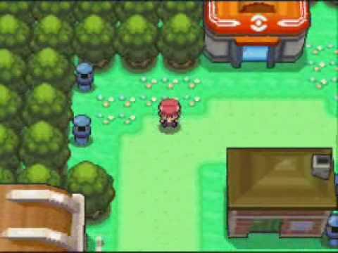 Pokemon Platinum Move Tutor Locations