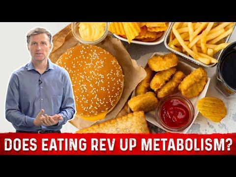 Does Eating Rev Up Metabolism?