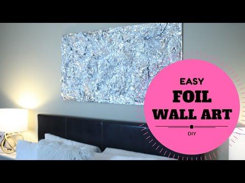 BUDGET DIY WALL ART DECOR FOR BEDROOM (EASY & CHEAP) $30 HOME DECOR HAUL