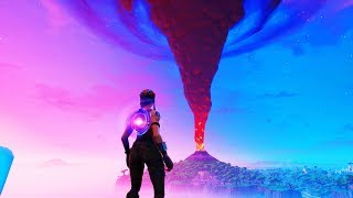 Watch A Part Of The Next Fortnite Event By Using This Glitch In Fortnite! (Volcano Eruption)