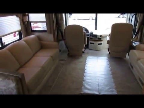 2006 Bounder 38N Certified Pre-Owned  Class A Diesel , 3 Slides, 13K Miles, Full Body Paint, $69,900