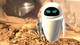 WALL-E - Part 2 [Playstation 3 Gameplay, Non-Commentary]