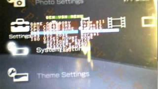 PSP改機教學 5.03 GEN-C Chick HEN R2