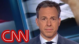 Jake Tapper: Republicans are not the only ones trashing the other party