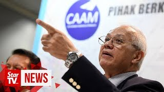Catergory 1 in 12 months, says CAAM