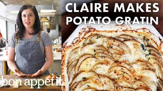 The Very Best Potato Gratin | Bon Appetit