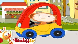 Oliver'in arabası ona numara yapıyor - BabyTV Türkçe