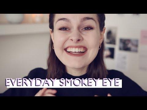 Let's Talk Money | Everyday Smokey Eye Tutorial | Cruelty Free | Lucy Moon