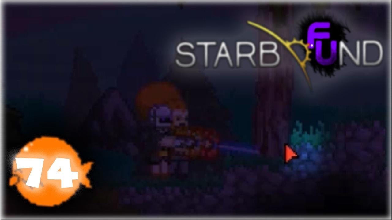 Starbound 1 2 - Начало с Frackin Universe [#74]