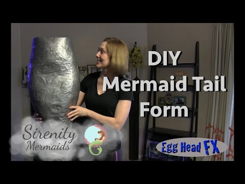 How To Make Your Own Mermaid Form