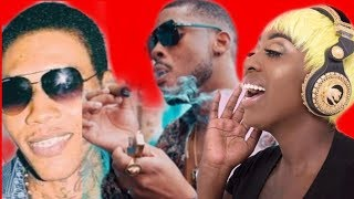 Masicka Ignore Rygin King | Vybz Kartel Look Alike Tell Spice S***k Yuh Mada | Dyum