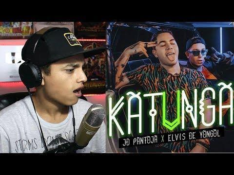 [Reaccion] JD Pantoja & Elvis de Yongol - KATUNGA (Video Oficial) - Themaxready