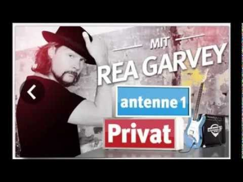 REA Garvey bei Antenne 1 Privat