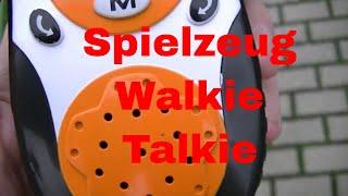 Spielzeug Walkie Talkie Reichweite testen - eflose #756