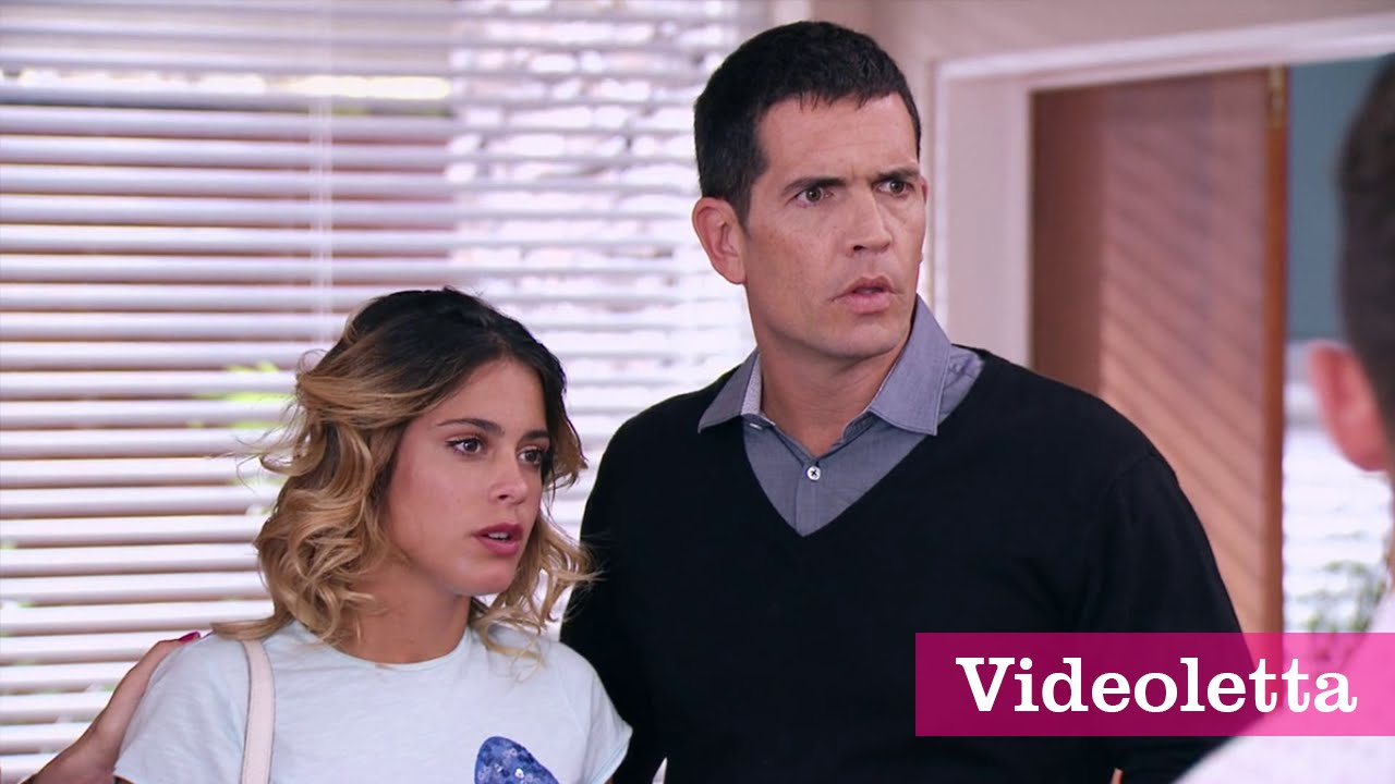 Download Violetta 3 English: Vilu thinks that Ludmila pushed her down the stairs Ep.67