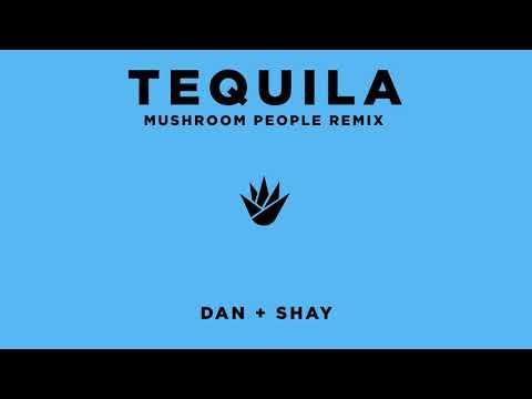 Dan + Shay - Tequila (Mushroom People Remix)