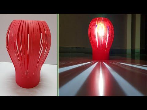 Diwali Paper Lantern    Home Paper craft idea,  DIY Paper Decoration idea