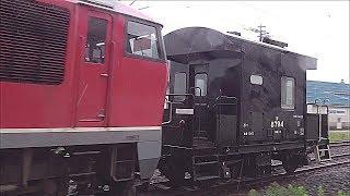 【JR西日本】北陸本線・列車撮影記 キハ120形・EF510・683系・681系・521系(森田~福井)2018年9月10日