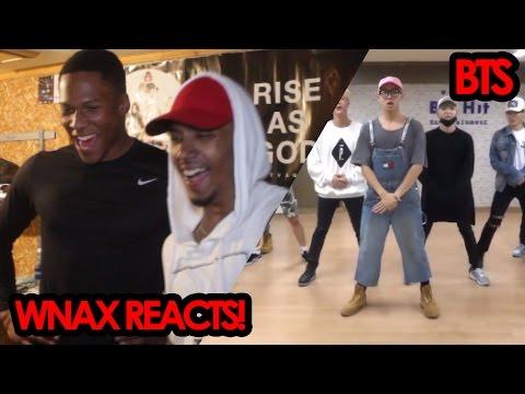 BTS - BAEPSAE [ DANCE PRACTICE ] REACTION VIDEO #KoreanSub