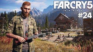 FAR CRY 5 : #024 - Jacob's Region - Let's Play Far Cry 5 Deutsch / German