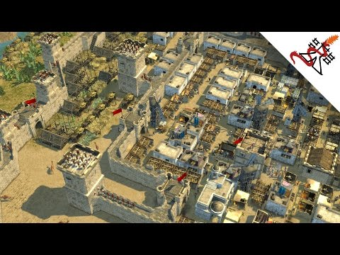 Stronghold Crusader 2 - BUILDING A KINGDOM