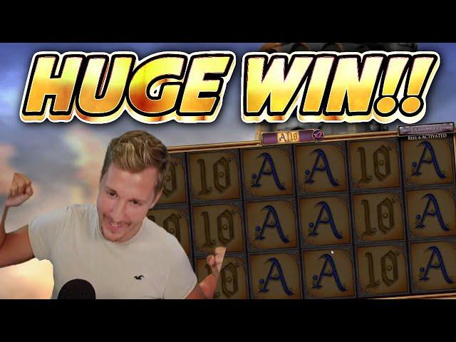 HUGE WIN!! MYSTIC MIRROR BIG WIN -  Casino slot from Casinodaddy LIVE STREAM