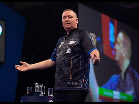 """Glen Durrant on facing MVG in World Series: """"Michael's got to play well to beat me, I'm up for this"""""""