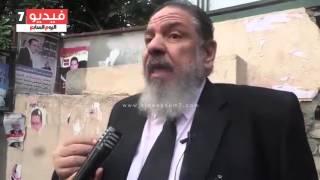منتصر الزيات: سنعقد انتخابات جديدة للمحامين رغم أنف سامح عاشور