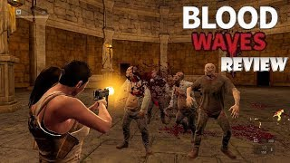 Blood Waves (Switch) Review (Video Game Video Review)
