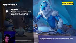 FORTNITE, CUSTOM ROOM CHAMPIONSHIP VALENDO SKIN WHEN HITTING 10000 SUBS!!