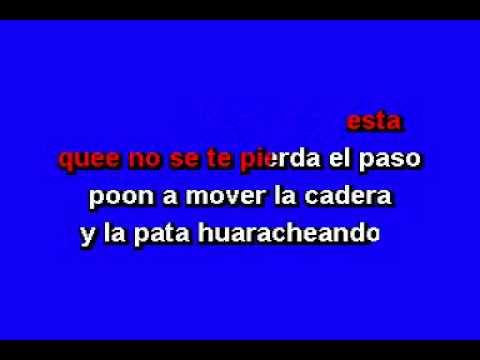 Que La Suba Pa' Arriva - Julion Alvarez Karaoke
