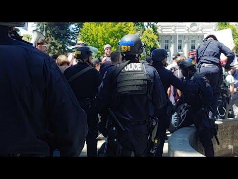 Berkeley Say No To Marxism